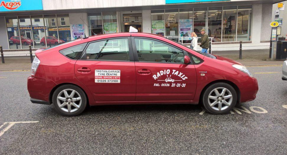 Radio Taxis Falmouth