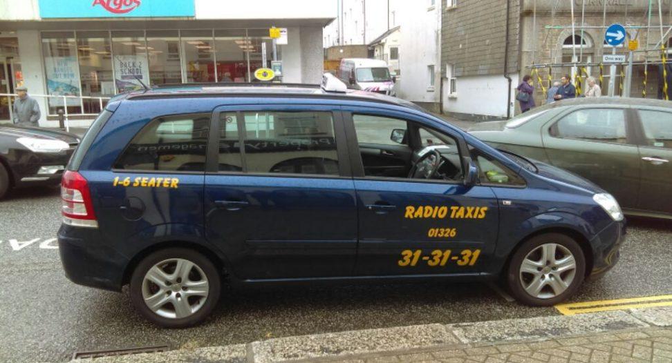 falmouth taxis