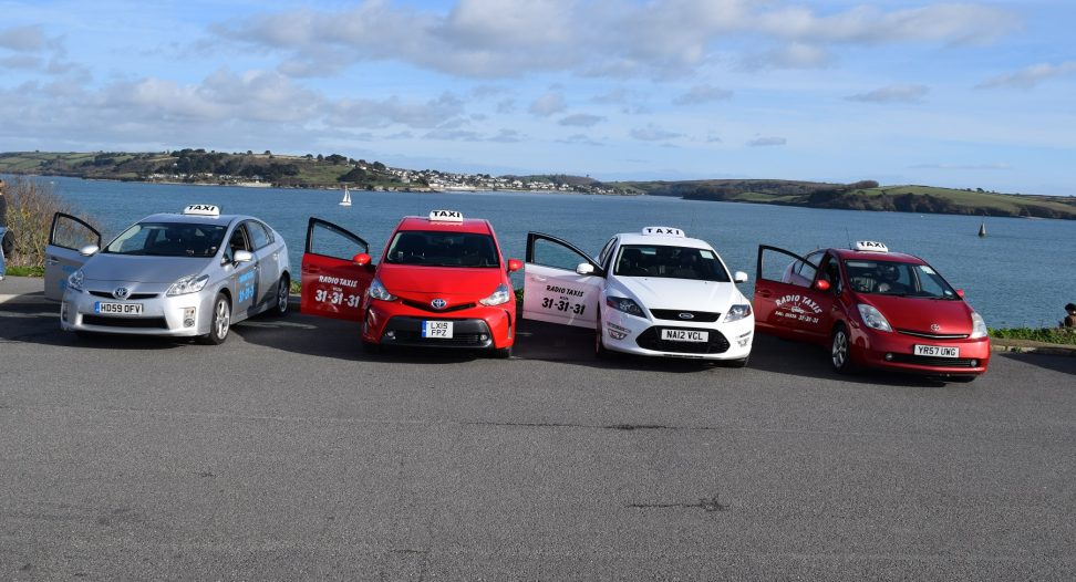 Taxis in falmouth
